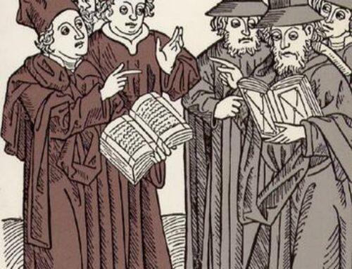 Nicolas Donin, judeu convertido ao cristianismo